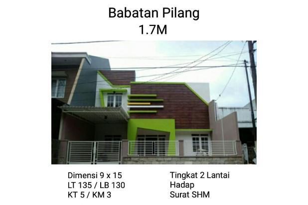 Rp23,5trily Rumah Dijual