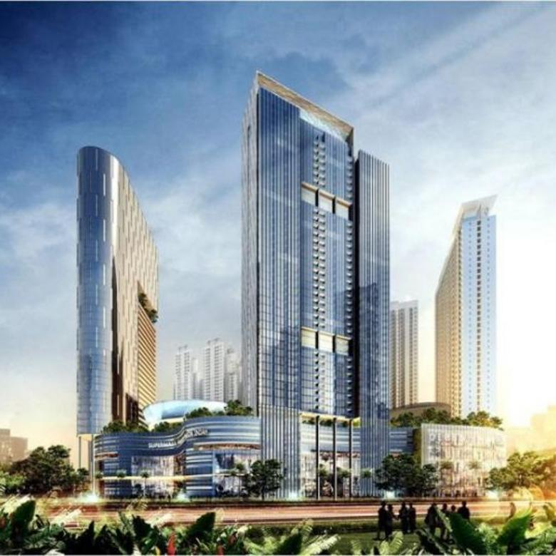 Dijual Apartemen La Ritz Mansion Surabaya 2BR Bonus AC & Water Heater