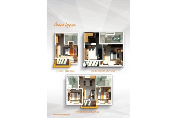 Rp3,02mily Vila Dijual