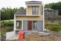 Cluster dua lantai DP 5% Pandanaran Height Tembalang Semarang