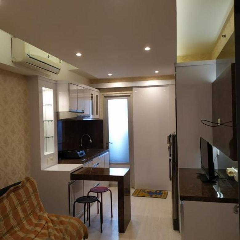 Apartemen gading nias 2 kamar furnish harga murah