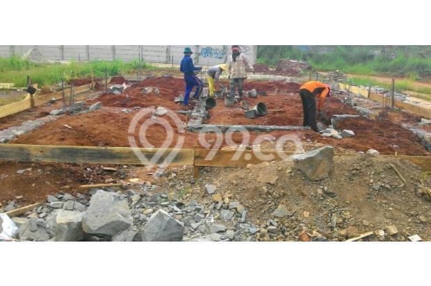 Tanah Kaveling dalam Cluster di Sawangan Depok Jelas Murah 16048890
