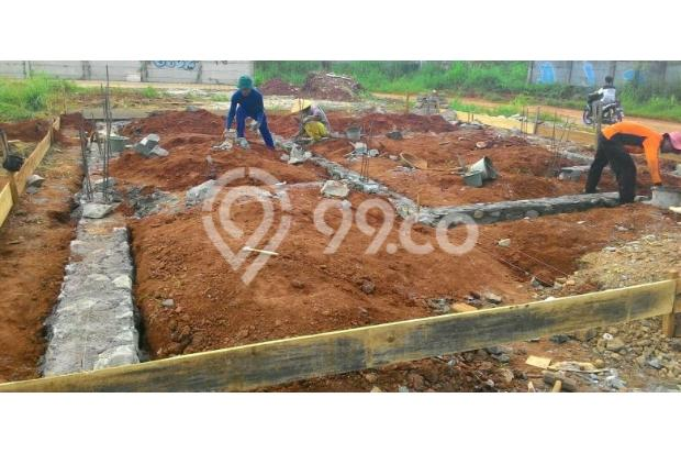 Tanah Kaveling dalam Cluster di Sawangan Depok Jelas Murah 16048905