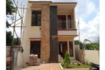 Rumah Siap Huni di Jatiasih Bekasi 2 Lantai Free Biaya Biaya