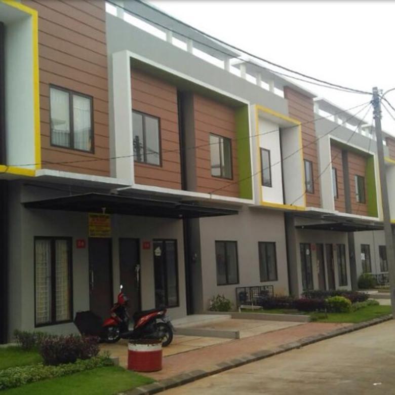 rumah kos dijual di kawasan kota mandiri karawang