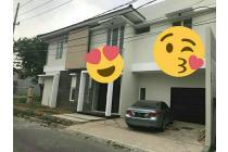Rumah Hook Baru Gress Griya Babatan Mukti Surabaya