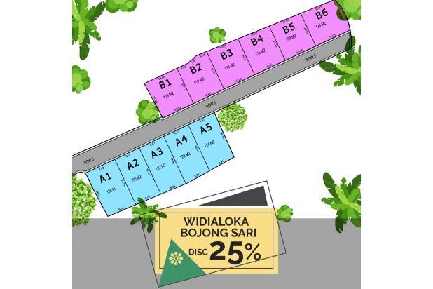 Rp2,85jt Tanah Dijual