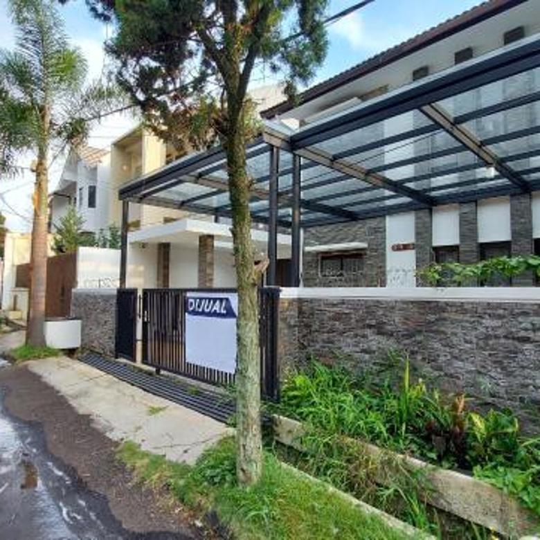 Rumah Baru Full Furnish di Pondok Hijau Setiabudi Bandung