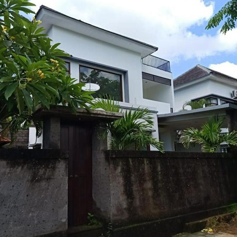 Rumah 2 lantai 2 bedrooms di Mumbul, Nusa dua unfurnished