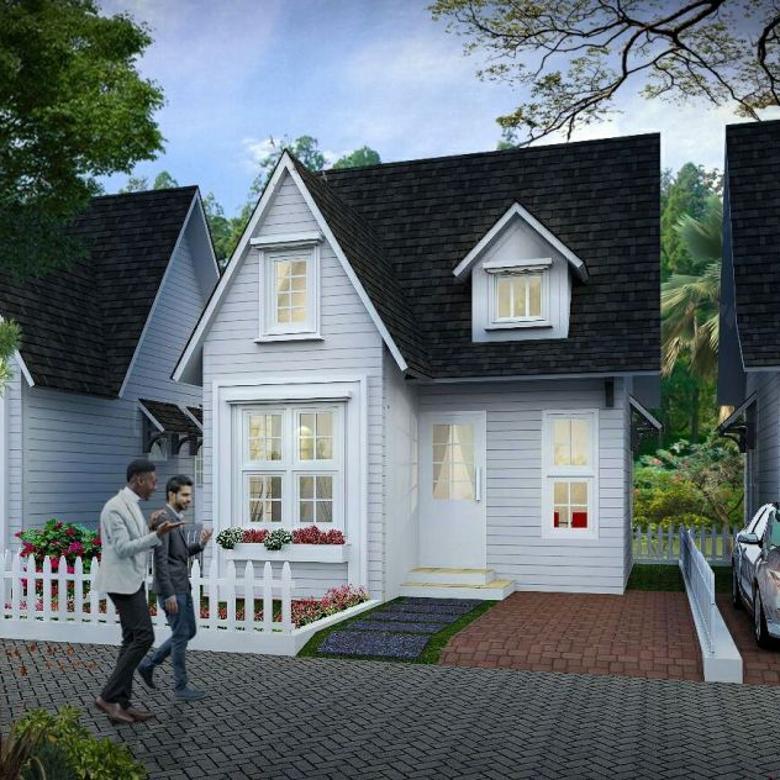 Desain Rumah Minimalis Gaya Belanda  rumah 2 lantai di ciampea bogor minimalis modern gaya belanda