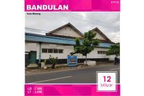 Gudang di Bandulan kota Malang _ 171.18