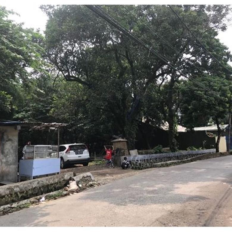 Tanah Dekat Stasiun LA dan Ragunan Cocok di Bangun Cluster Lokasi Teduh..