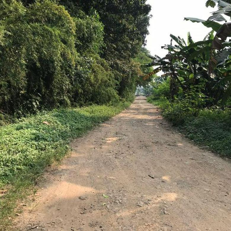 Tanah Industri 4,1 Hektar 300 meter dari Jalan Gatot Subroto Jatiuwung Tangerang