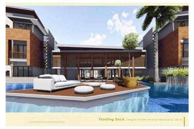 Rumah 3 Lantai dijual per lantai hanya di Asatti Garden House At Vanya Park 18803601