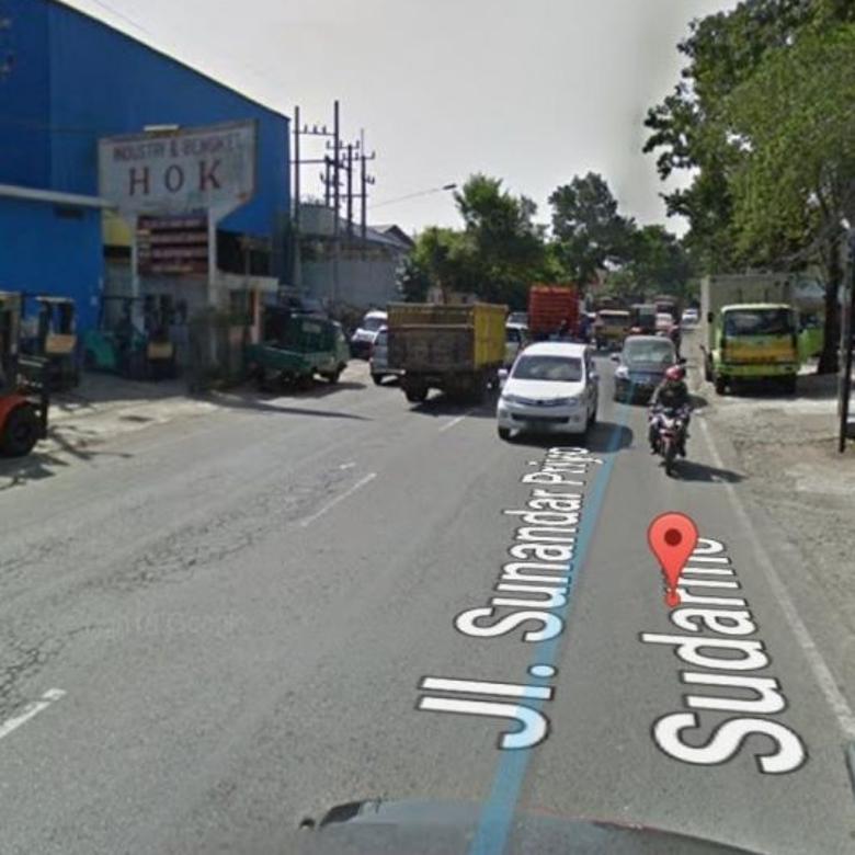 Tanah Bangunan Strategis Di Jl Tenaga Kompleks Gudang Malang