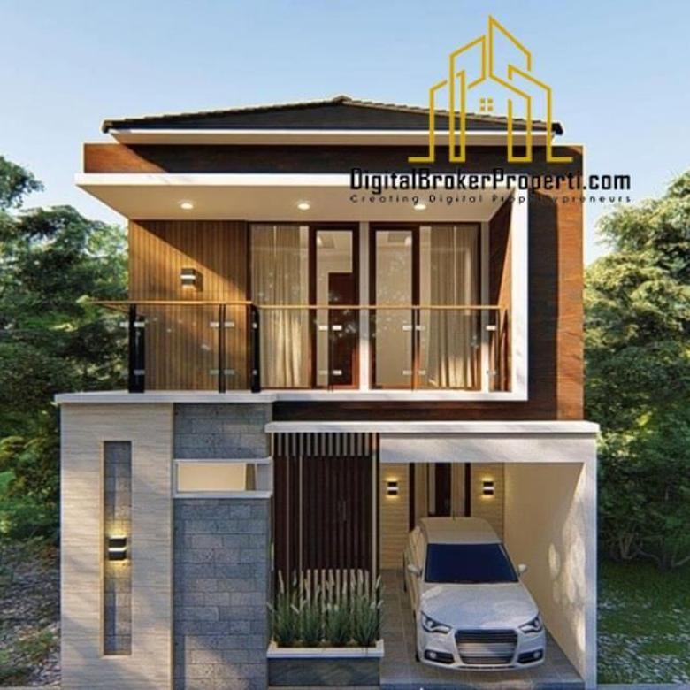 Rumah Baru Minimalis Arcamanik Bebas Banjir   WISNU