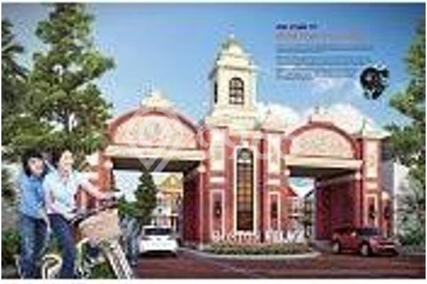 "NEW BOSTON VILLAGE by PARAMOUNT LAND "" Rumah di Gading Serpong Tangerang 7939192"