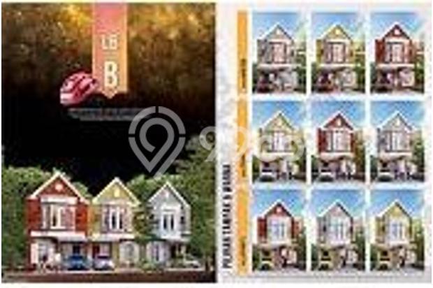 "NEW BOSTON VILLAGE by PARAMOUNT LAND "" Rumah di Gading Serpong Tangerang 7939195"