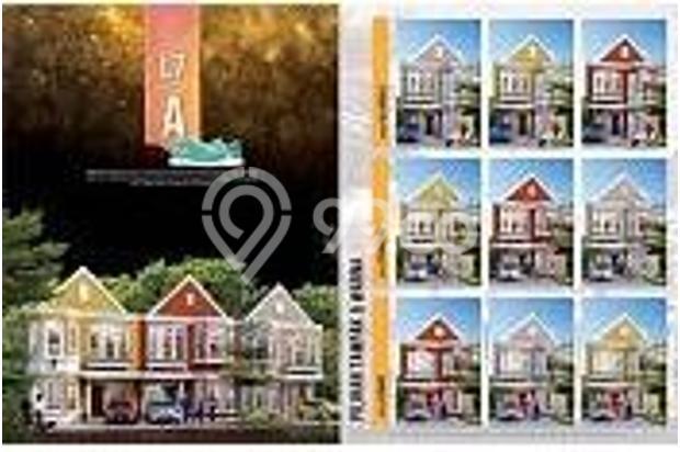 "NEW BOSTON VILLAGE by PARAMOUNT LAND "" Rumah di Gading Serpong Tangerang 7939194"