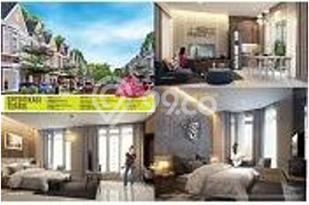 "NEW BOSTON VILLAGE by PARAMOUNT LAND "" Rumah di Gading Serpong Tangerang 7939191"