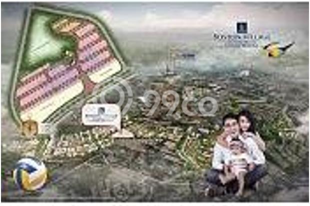 "NEW BOSTON VILLAGE by PARAMOUNT LAND "" Rumah di Gading Serpong Tangerang 7939197"