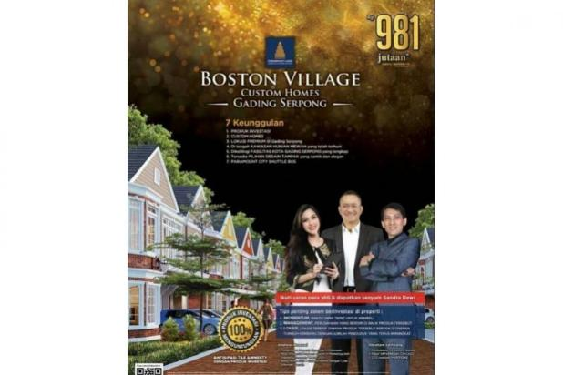 NEW BOSTON VILLAGE by PARAMOUNT LAND