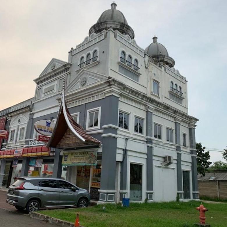 Jual Ruko Vienna Lokasi Strategis di Gading Serpong Tangerang