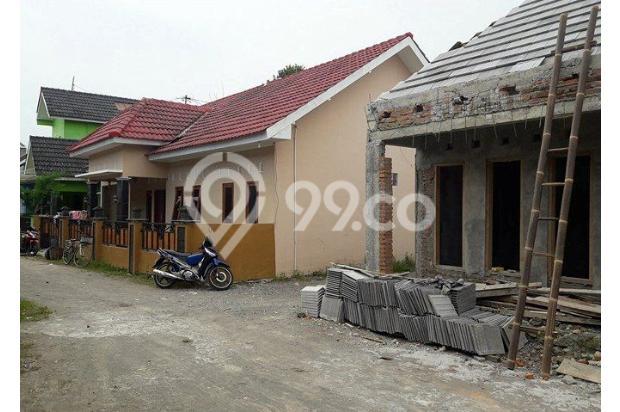 Rumah MURAH di Cluster dkt Balong Proses Bangun 18274061