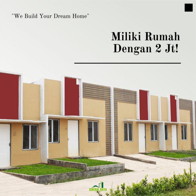 Rumah Fasilitas Ter-Lengkap di Tanjung Uncang Batam