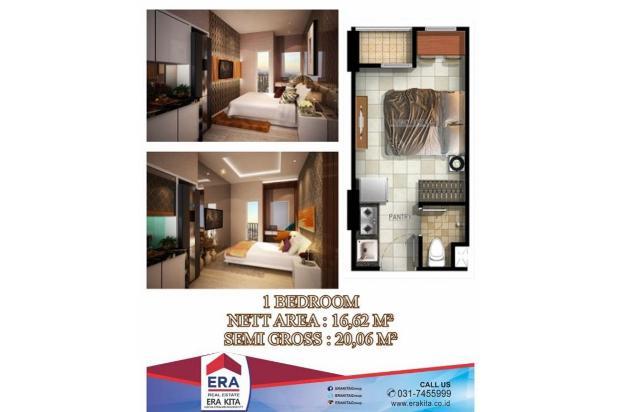 Rp115jt Apartemen Dijual