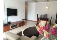 Jual Apartemen Kempinski Grand Indonesia 2BR Furnished Bagus Lantai Tengah