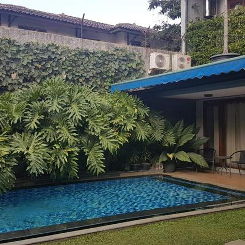 Rumah Tinggal Luas Babakan Loa Bandung