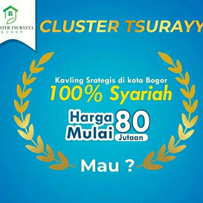 kavling murah tanpa riba di Bogor