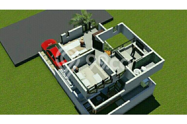 Rumah hunian eksklusif dengan harga terjangkau 16224875