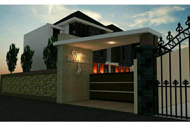 Rumah hunian eksklusif dengan harga terjangkau 16224901