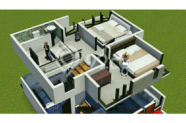 Rumah hunian eksklusif dengan harga terjangkau 16224914