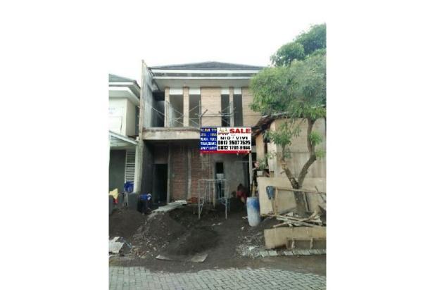 Dijaul Rumah Royal Residance Surabaya barat bangun sendiri masih progress 11085032