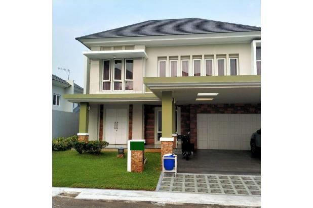 Rumah bagus siap huni di kota wisata cibubur dekat Jakarta timur