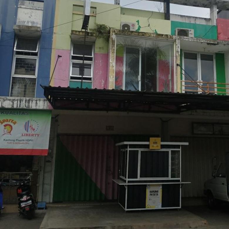 Dijual Ruko 2 Lantai Di Sawojajar Emas Kota Malang