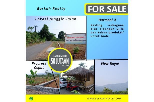 Rp51jt Tanah Dijual