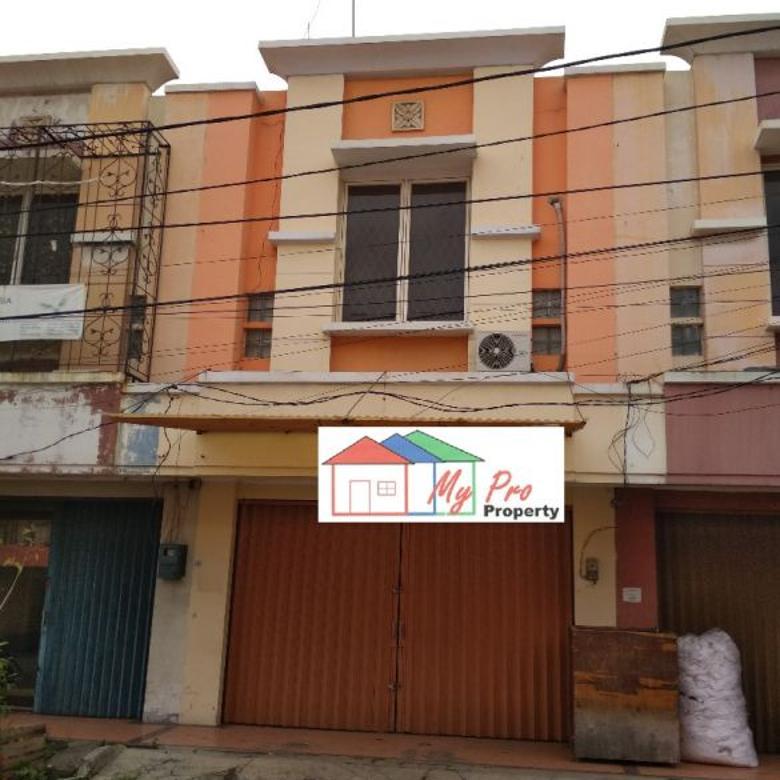 Dijual dua ruko murah di Harapan Indah,581