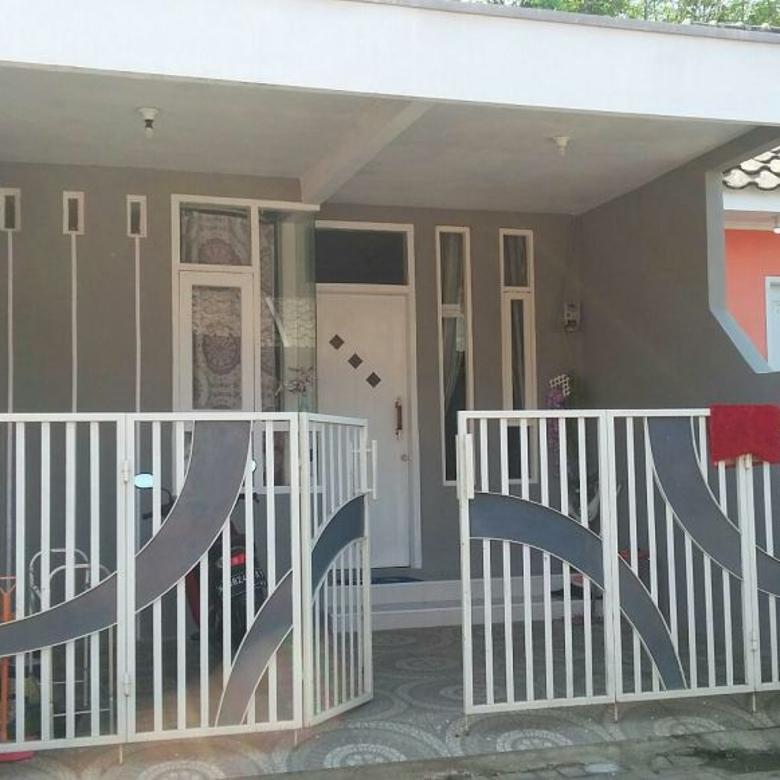 *Rumah bagus siap huni di perumahan Griya Buring Permai Malang