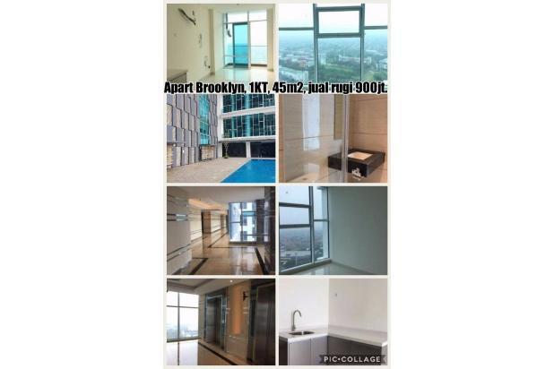 Dijual Apartemen Brooklyn Tower East Alam Sutera Tangerang