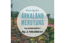 Miliki Tanah di Meruyung Dapat Diskon 25% Khusus 2 Unit Perdana