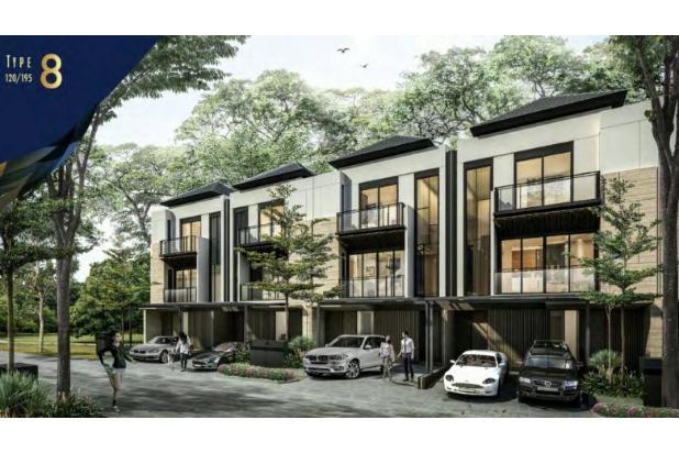 Rumah Konsep JEPANG Perdana di BSD