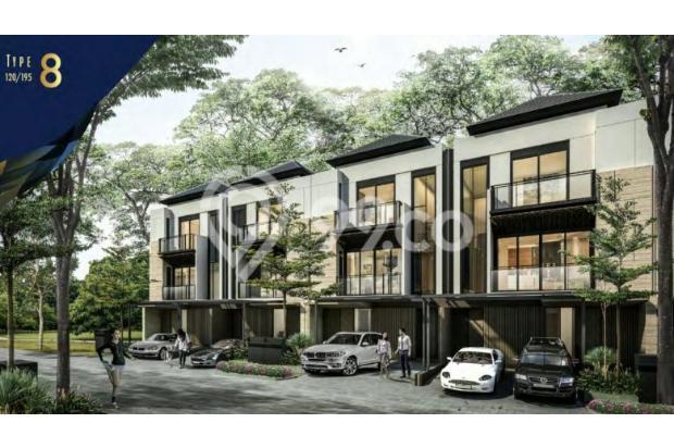"""Rumah Konsep JEPANG Perdana di BSD """" The ZORA"""" Cicil 36 X Tanpa Bunga 15895036"""