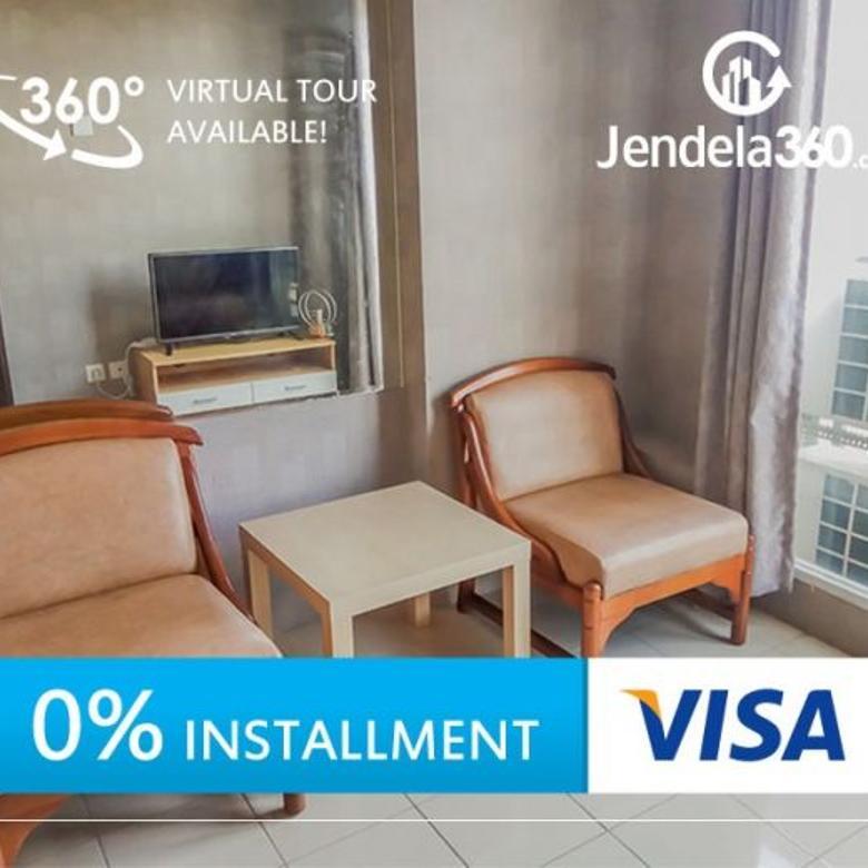 Puri Park View Apartment 2BR furnished (bisa cicilan 12x)
