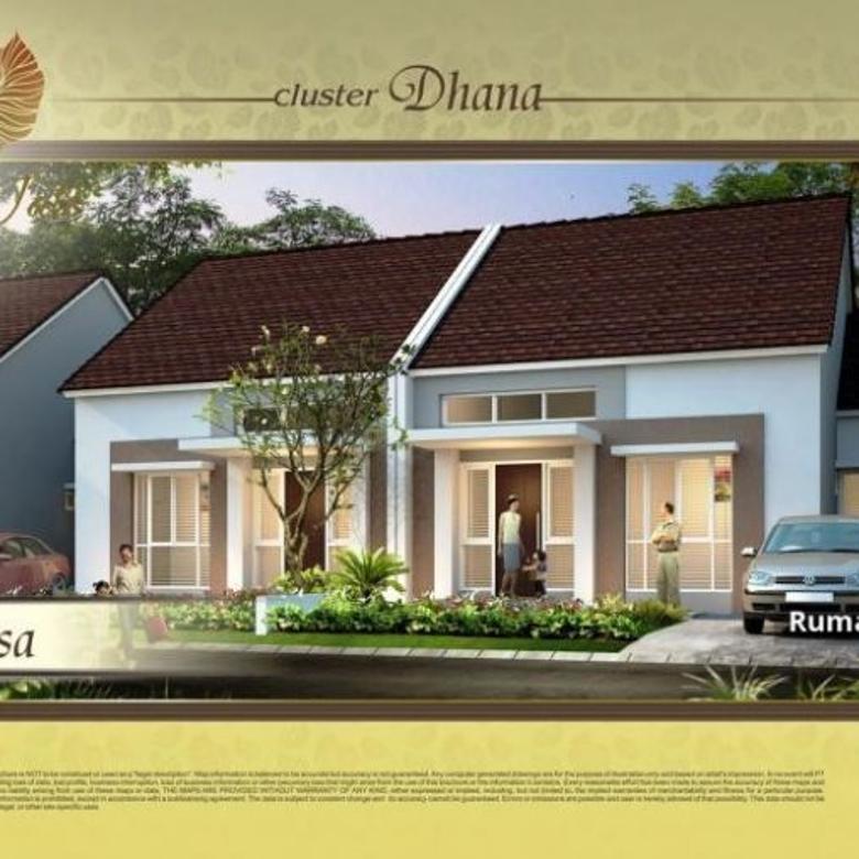 Rumah Suvarna Sutera Cluster Dhana Pasar Kemis, Tangerang