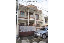 KODE :07809(Si) Rumah Dijual Sunter, Hadap Utara, Luas 10x15 Meter