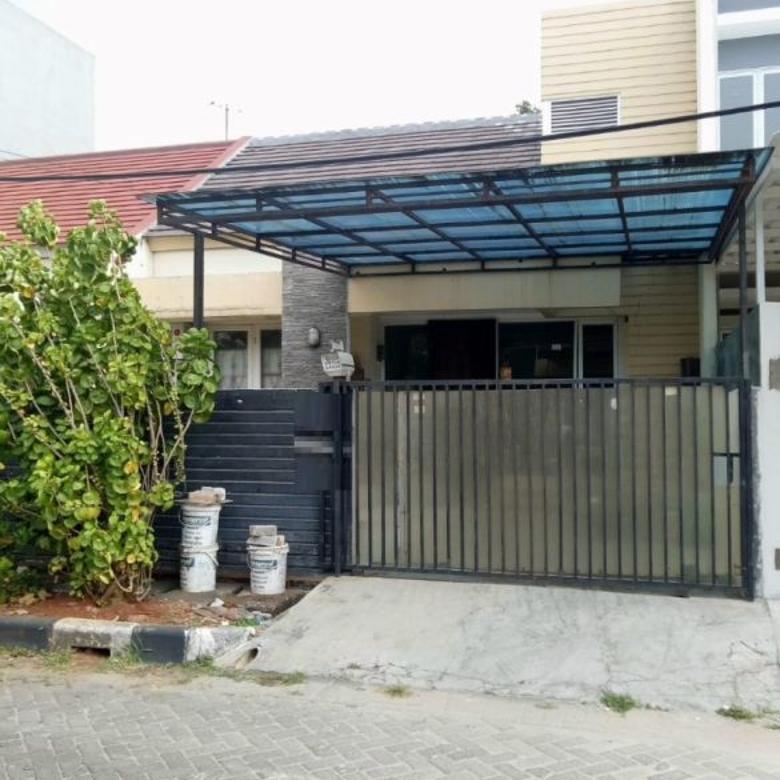 Rumah LT 120 KT 2+1 di Metland Menteng, Cakung